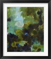 Framed Green III