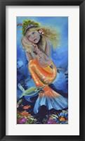 Framed Little Mermaid