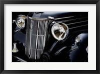 Framed Vintage Car II
