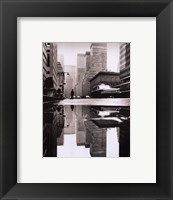 Framed Park Avenue NYC 1964
