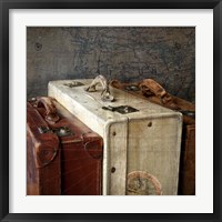 Framed Suitcases 2