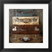 Framed Suitcases