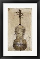 Framed Violin 2