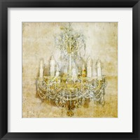 Framed Chandelier 1