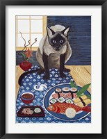 Framed Sushi Lover