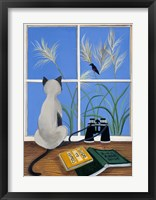 Framed Birdwatcher