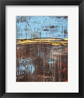 Framed Lithosphere XXIX  canvas 2