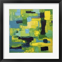 Framed Cubic Abstract