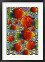 Framed Pop Art Fish