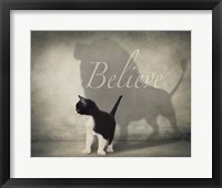 Framed Believe 1