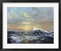 Framed Endless Sea