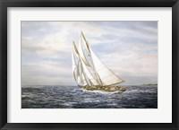 Framed Going Fishing