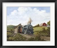 Framed Locomotive 2