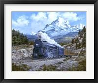 Framed Locomotive 4