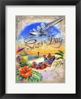 Framed Seas Day