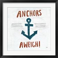 Framed Ahoy VI