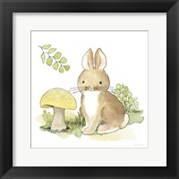 Framed Baby Woodland IV