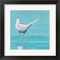 Framed Egret II