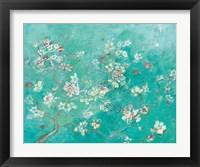 Framed Butter Blossoms Flowers