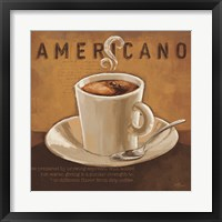Framed Coffee and Co II