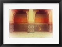 Framed Palace Walk