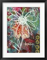 Framed Bloom