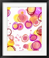 Framed Candy Dots
