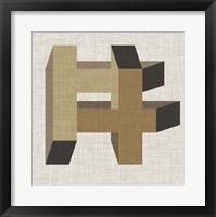 Framed Geometric Perspective VI
