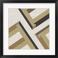 Framed Geometric Perspective VIII