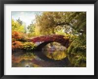 Framed Gapstow Bridge