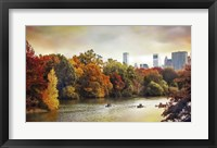 Framed Ode to Central Park