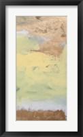 Framed Salt and Sandstone II