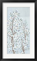 Branches of Blossoms II Framed Print