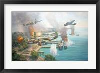 Framed Beaufighter Blitz