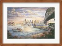 Framed Sydney Farewell