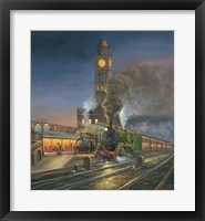 Framed Night Train