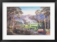 Framed Western Endeavour