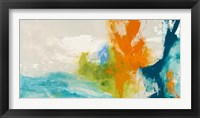 Framed Tidal Abstract I