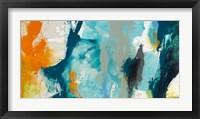 Framed Tidal Abstract II