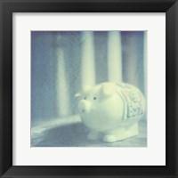Color Shade VII Framed Print