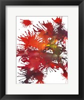 Fireworks Display II Framed Print