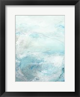 Glass Sea IV Framed Print