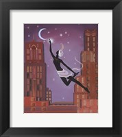 Framed Art Deco Gliding
