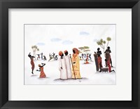 Framed Tribal Wedding