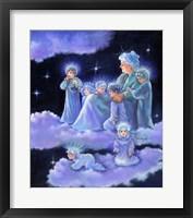 Framed Grandmother Night