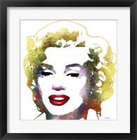 Framed Marilyn Monroe 1