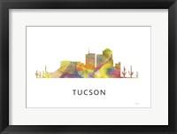 Framed Tucson Arizona