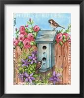 Framed Sparrow House Rules
