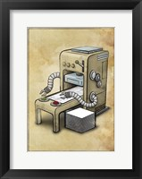 Framed Printer