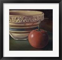Framed Apple Tomato